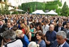 Italian National Day Commemorated
