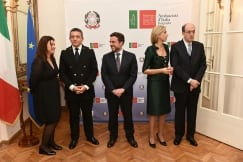 Italy's National Unity and Armed Forces Day Marked