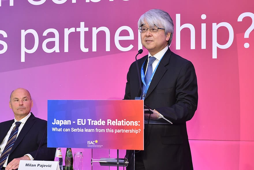 Japan-EU Trade Relations: What can Serbia learn from this Partnership