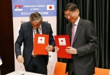 Japanese Aid To Serbia Exceeds € 507 Million