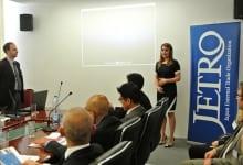 Japanese Business Leader Visit Serbia