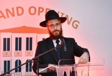 "Jewish ""Habad Serbia"" Centre Opens in Belgrade"