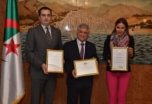 Jubilee Of The Association Of Friends Of Algeria