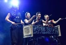 Korean Drummer-Acrobat Performance