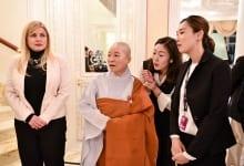 Korean Embassy Hosts Film Crew
