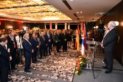 Marking of the National Day of Spain in Belgrade