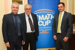 Mathematical Grammar School Cup Held