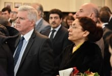 Minister Dačić Hosts New Year Reception