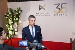 MK Group invests 500 million euros in the region