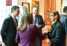 Morning Tea With Ambassador Feeney