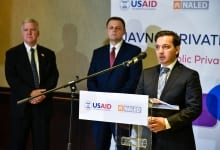 NALED And USAID To Implement Project For Encouragement Of Public-Private Dialogue
