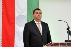 National Day of Hungary Marked