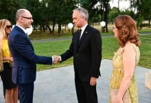 National Day of Sweden Celebrated in Belgrade