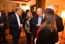 New Greek Ambassador Organises New Year's Gathering With Media Representatives