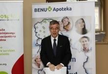 Norwegian Ambassador Receives BelHospice Annual Award