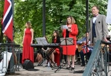 Norwegian Constitution Day Celebrated