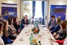 Open Door Days At The Embassy Of Belgium