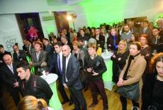 Opening Ceremony for Renovated Goethe-Institut