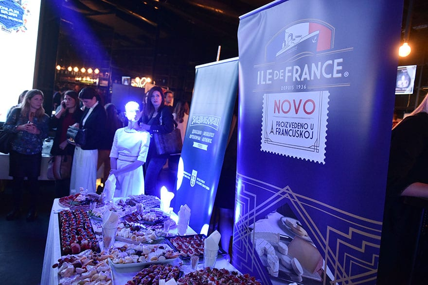 Opening of the French Week 2018