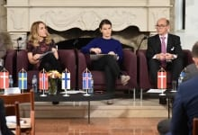 "Panel discussion ""Nordic Innovative Business in Serbia"""