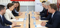 Philip Morris a reliable partner of the government of Serbia