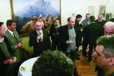 Pm's Annual Press Conference And Reception