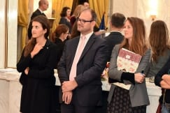 Presentation of the Ordre des Palmes Académiques