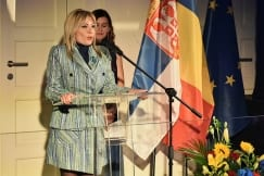 Presentation of the priorities of the Romanian Presidency of the EU Council
