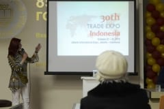 Presentation of the Serbian-Indonesian Association