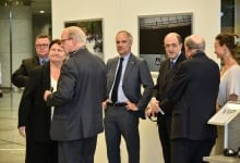 President Radev Attends Opening Of The Exhibition Applied Nostalgia