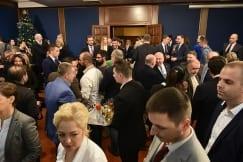 Prime Minister Ana Brnabić Hosts Traditional Annual Reception
