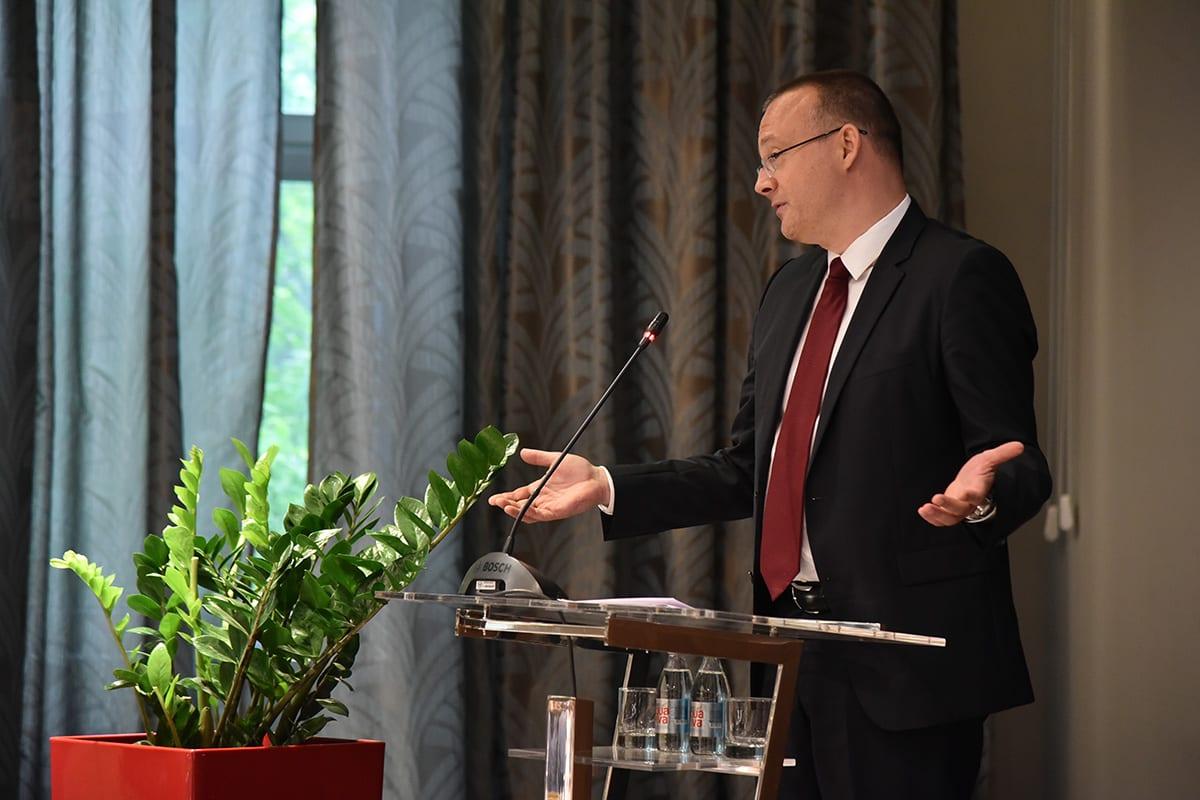 Prime Minister Winfried Kretschmann Visits Belgrade