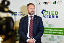 Project Implementation of the Industrial Emissions Directive in Serbia