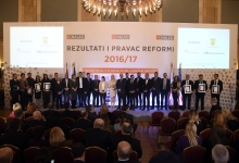 Reformer of The Year Award For The Reform of The Decade