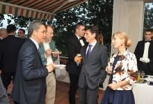 Romanian Evening Garden Party