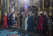 Prince Philip Of Serbia Weds Danica Marinković