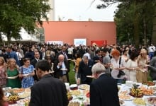 Russia Day Celebrated In Belgrade