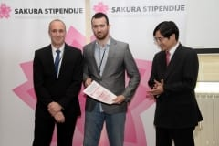Sakura Scholarships Award Ceremony