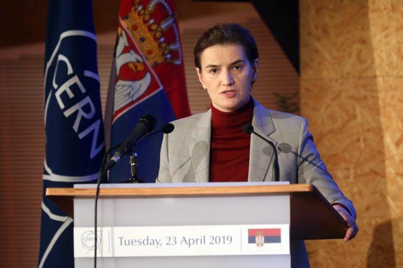 Serbia-member-CERN