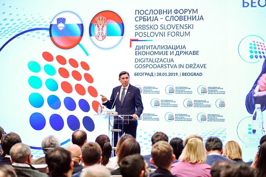 Serbia - Slovenia Business Forum