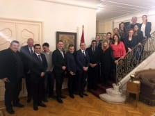 Serbian Egyptian Friendship Association held its first assembly session in 2019