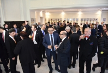 Serbian Government Hosts New Year Reception