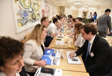 Speed Business Meetings Of Four International Business Associations