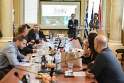 Startup Talks at the Greek Embassy