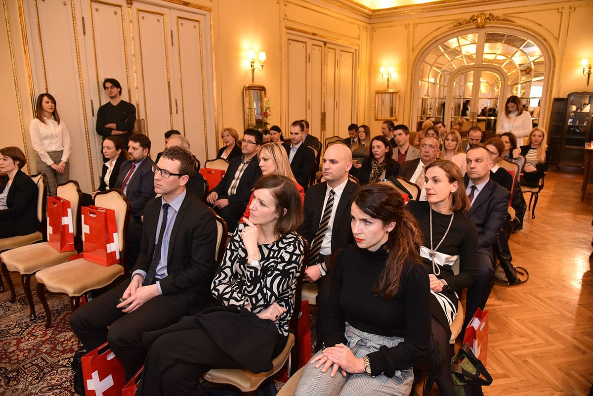 Swiss Cooperation Strategy With Serbia 2018-2021