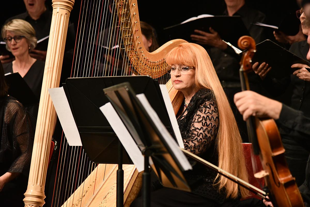 Swiss Embassy Hosted the concert of the Choir Vocal Choir Bern