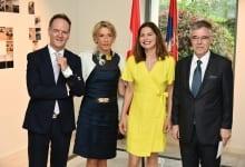 Swiss National Day Celebrated In Belgrade