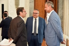 Talks on France-Serbia Relations with the Ambassador
