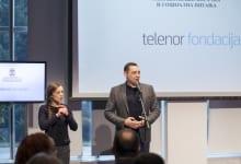 "Telenor Foundation presents ""Talking hands"""