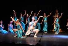 The Ambassador of Egypt Host Youth Folklore Ballet
